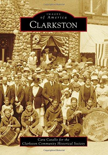 9781467114158: Clarkston (Images of America)