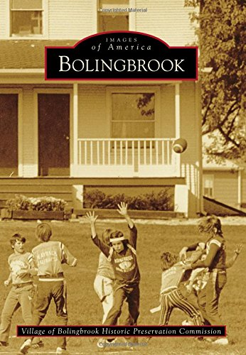 Bolingbrook: Village of Bolingbrook Historic Preserva