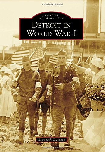 Detroit in World War I: Clemens, Elizabeth