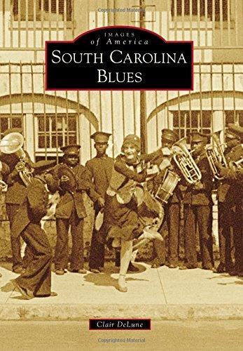 9781467114721: South Carolina Blues (Images of America)