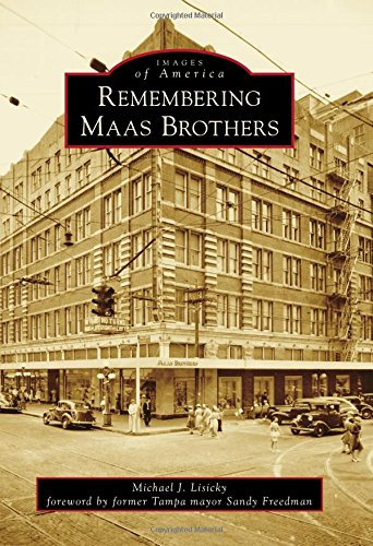 9781467114738: Remembering Maas Brothers (Images of America)