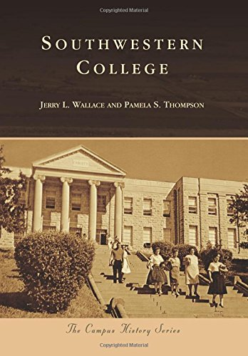 Southwestern College (Campus History): Jerry L. Wallace; Pamela S. Thompson