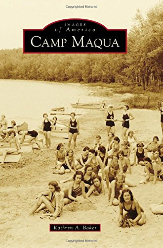 9781467114912: Camp Maqua (Images of America)