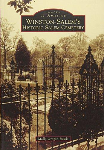 9781467115254: Winston-Salem's Historic Salem Cemetery (Images of America)