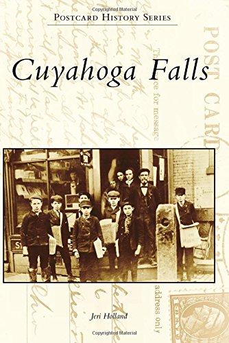 Cuyahoga Falls (Postcard History): Jeri Holland