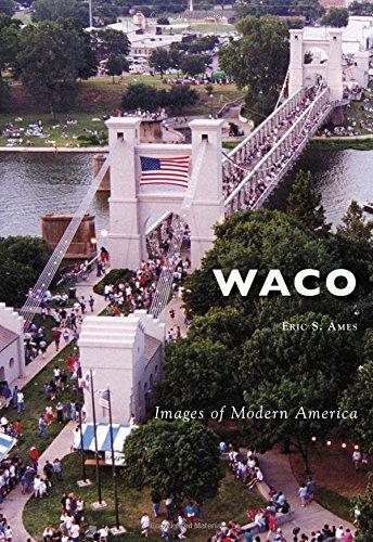 9781467115520: Waco (Images of Modern America)