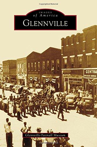 Glennville (Images of America): Glennville-Tattnall Museum