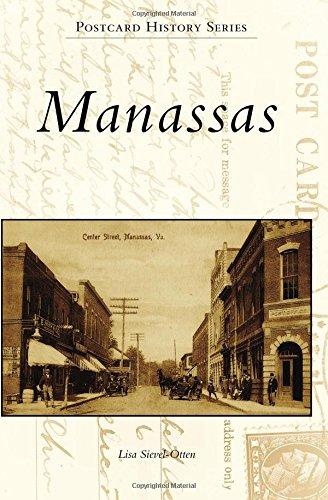 Manassas (Postcard History): Lisa Sievel-Otten