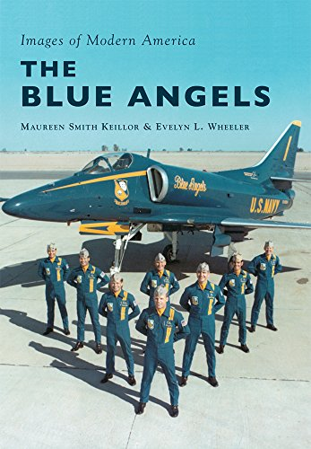 9781467117470: The Blue Angels (Images of Modern America)