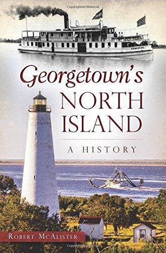 Georgetown's North Island: (None): McAlister, Robert