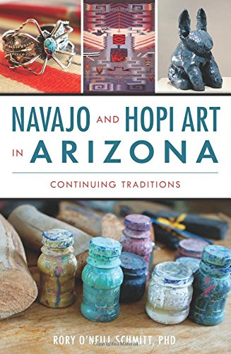 9781467117890: Navajo and Hopi Art in Arizona: Continuing Traditions