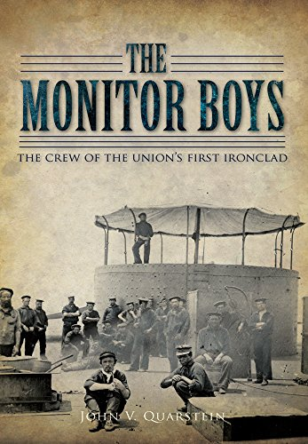 9781467119481: The Monitor Boys: The Crew of the Union's First Ironclad (Civil War Series)