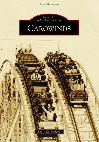 9781467120036: Carowinds (Images of America)