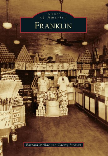 9781467120241: Franklin (Images of America)