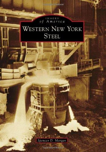 9781467120708: Western New York Steel (Images of America)