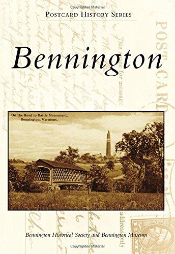 Bennington (Postcard History): Bennington Historical Society