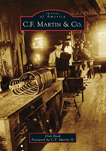 9781467121477: C.F. Martin & Co. (Images of America)
