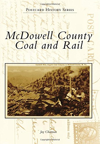 Mcdowell County Coal and Rail: Chatman, Jay
