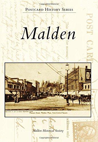 Malden (Postcard History): Malden Historical Society