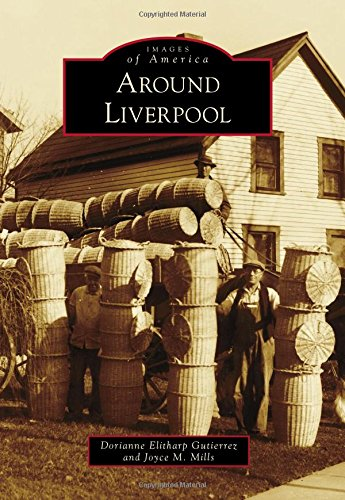 9781467123525: Around Liverpool (Images of America)