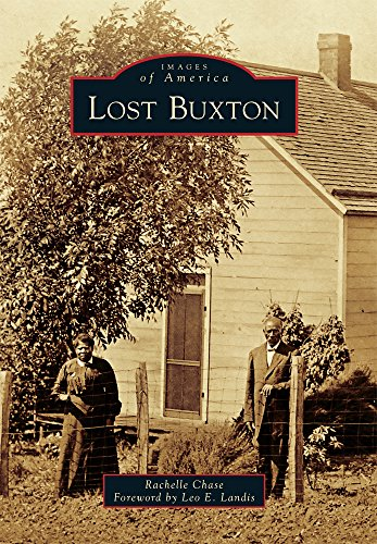 9781467124386: Lost Buxton (Images of America)
