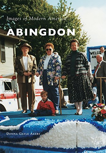 9781467124652: Abingdon (Images of Modern America)