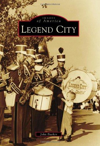 9781467130714: Legend City (Images of America)