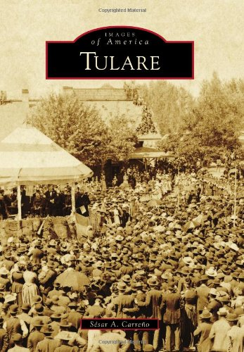 9781467130868: Tulare (Images of America)