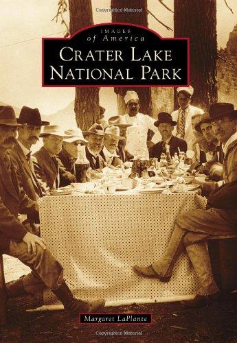 9781467130943: Crater Lake National Park (Images of America (Arcadia Publishing))