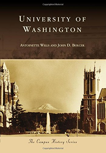 University of Washington (Campus History): Antoinette Wills