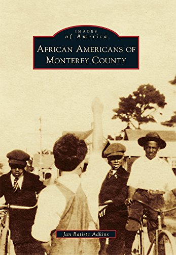 9781467132602: African Americans of Monterey County (Images of America)