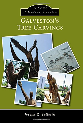Galveston S Tree Carvings (Images of Modern America): Joseph R. Pellerin