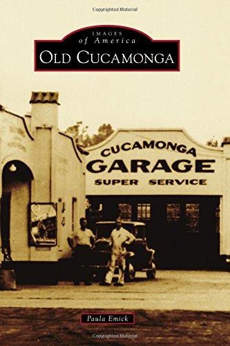 Old Cucamonga: Dietl, Edward