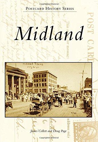 9781467134460: Midland (Postcard History)