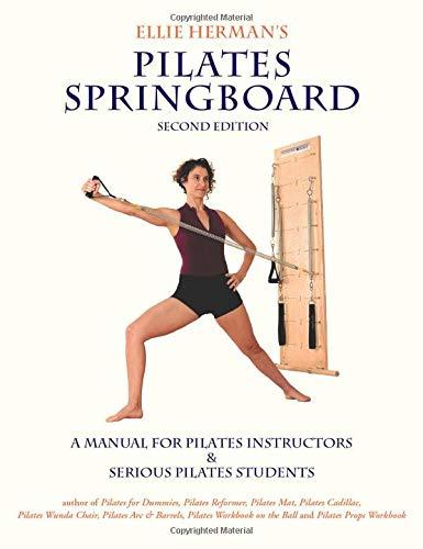 9781467502078: Ellie Herman's Pilates Springboard