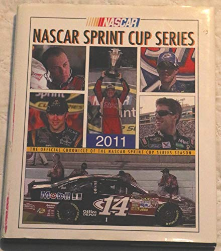 9781467503310: NASCAR Sprint Cup Series 2011 Yearbook, The Offical Chronicle of the NASCAR Sprint Cup Series Season