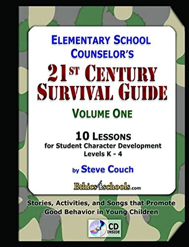 9781467507691: Elementary School Counselor's 21st Century Survival Guide (Book + CD)