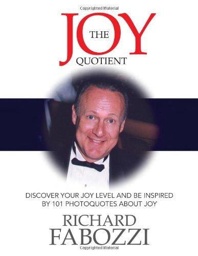 9781467510288: The JOY Quotient