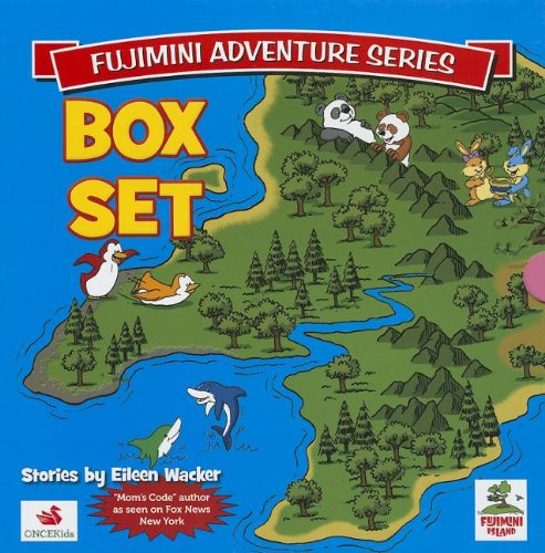 The Fujimini Adventure Series Box Set: Wacker, Eileen/ Low, Alan M. (Illustrator)