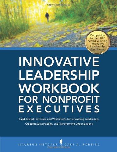 9781467522786: Innovative Leadership Workbook for Nonprofit Executives
