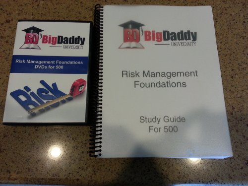 9781467539722: Risk Management Foundations - CPCU 500