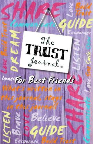 9781467547659: The Trust Journal (For Best Friends)