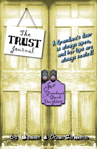 9781467547666: The Trust Journal (For Grandmother & Granddaughters)