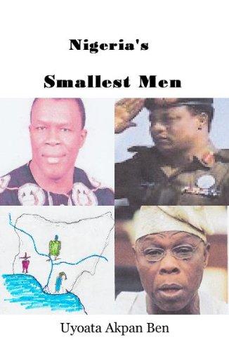 9781467551786: Nigeria's Smallest Men (Political History)