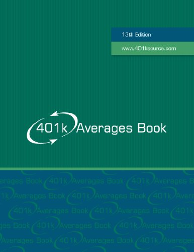 9781467559553: 401k Averages Book 13th Edition