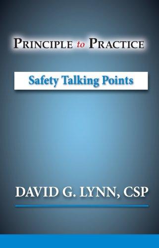 Safety Talking Points: David G. Lynn, CSP