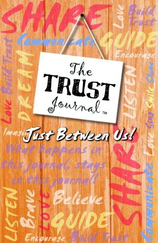 9781467570565: The Trust Journal (Just Between Us)