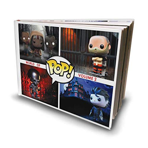 "Funko """"world of Pop"""" Volume 2 Pictoral Guide of Funko Pop Vinyl Figures"