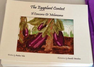 9781467579865: The Eggplant Contest: Il Concorso Di Melanzana