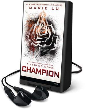 9781467650304: Champion (Legend Trilogy)